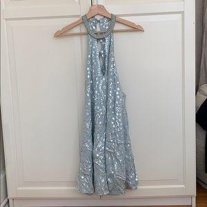 Starry Trapeze Dress